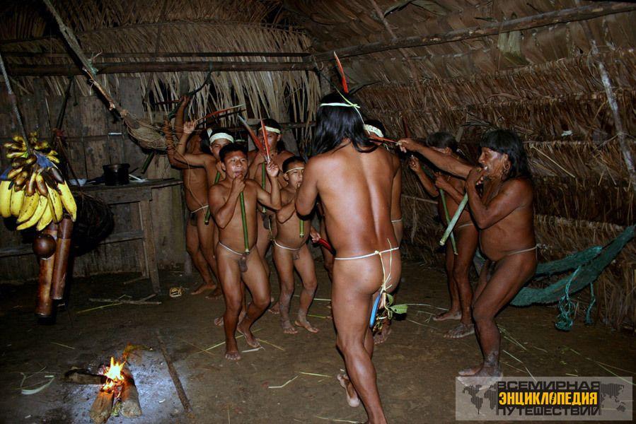 Индейцев племя групповое порно