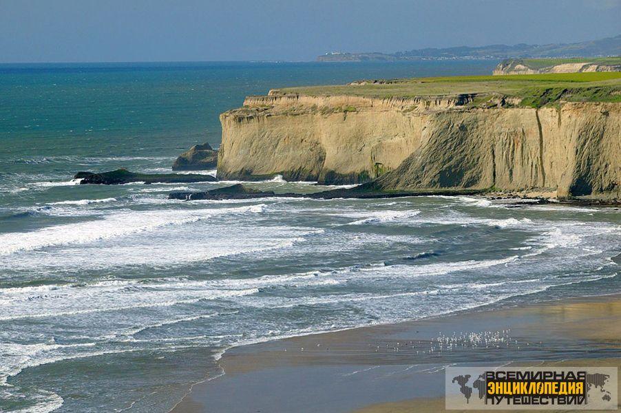 Большие ореолы на пляже фото 149-46
