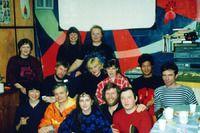 Международный форум полярников на острове Голомянный