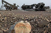 Памятник защитникам норильского неба