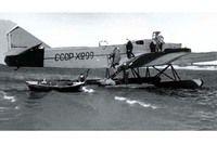 Самолёт ТБ-1