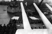 Карманный линкор - тяжелый крейсер Адмирал Шпеер