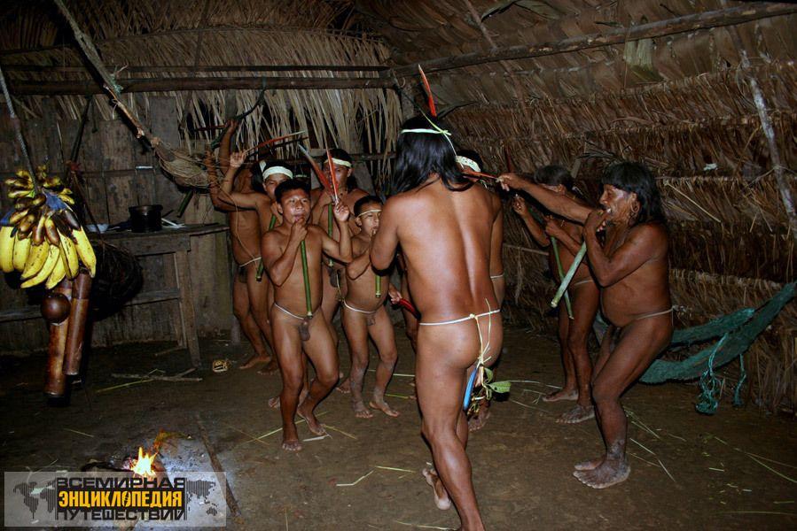 племена амазонии секс в племенах-нч2