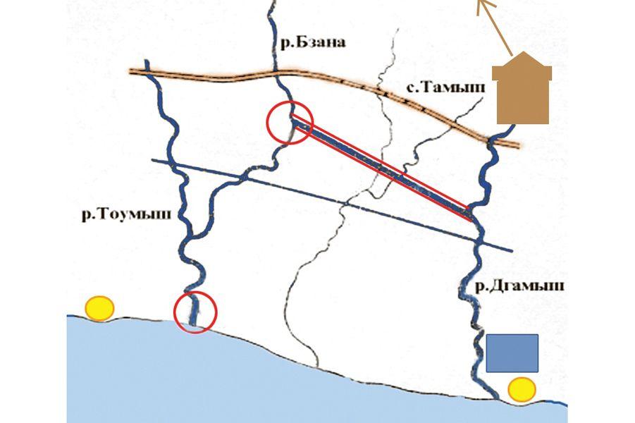 Схема судостроительной