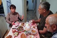В центре - Эльвира Насонова, Александр Федорченко